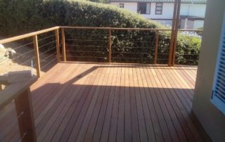 Timber decking wooden decking cape town deck installer 1