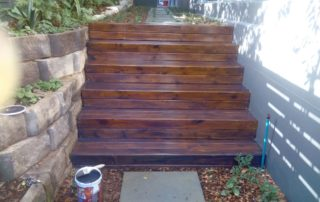 Wooden Stairs & wooden Decking Cape Town Timber Decking Balau Decking Cape Town 1