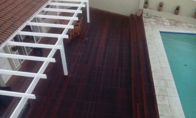 Balau Decking Pool Decking Wooden Decking Cape Town Timber Decking Balau Decking Cape Town 1