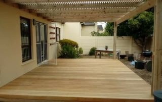Decking Wooden Decking Cape Town 1