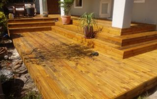 Decking Wooden Decking Cape Town 2