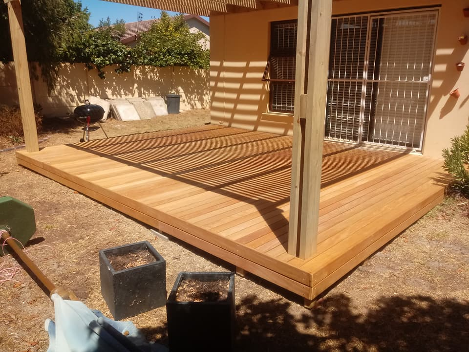 Decking Wooden Decking Cape Town 5