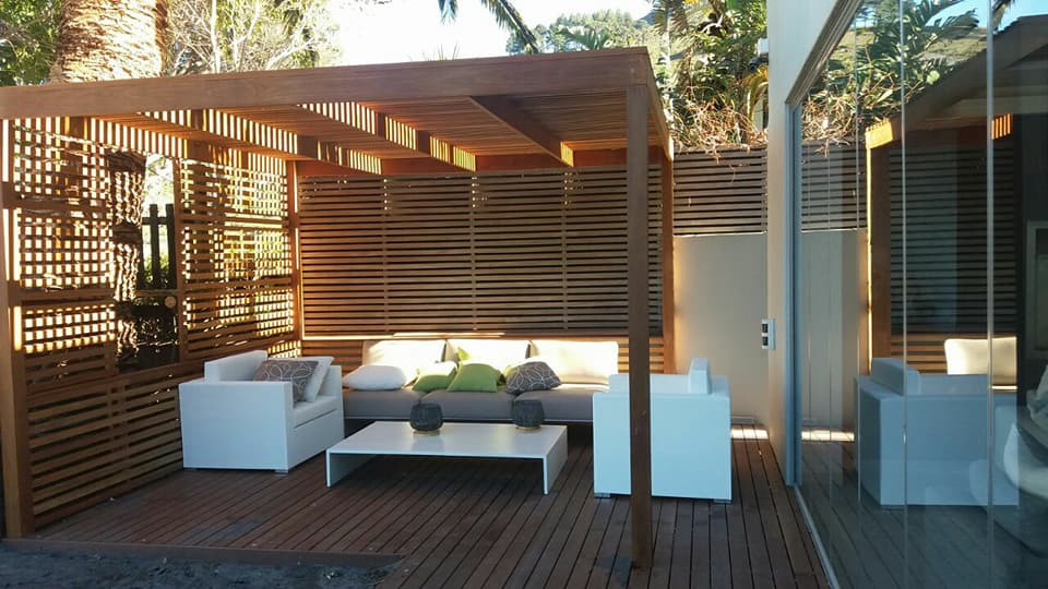 Wooden Pergola Wooden Decking Cape Town 5