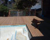 Pool Deck Garapa Wooden Pool Decking Cape Town